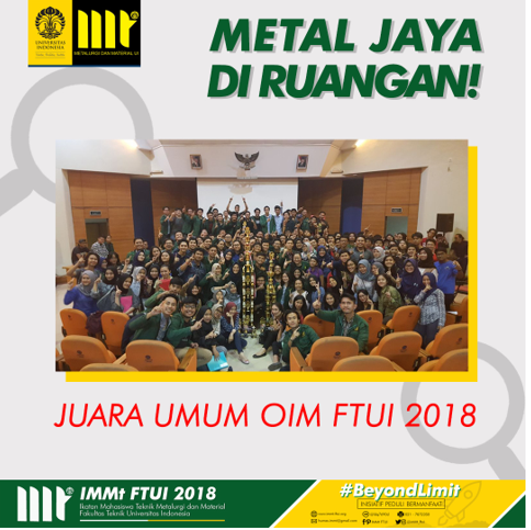 Image of Closing OIM FTUI 2018